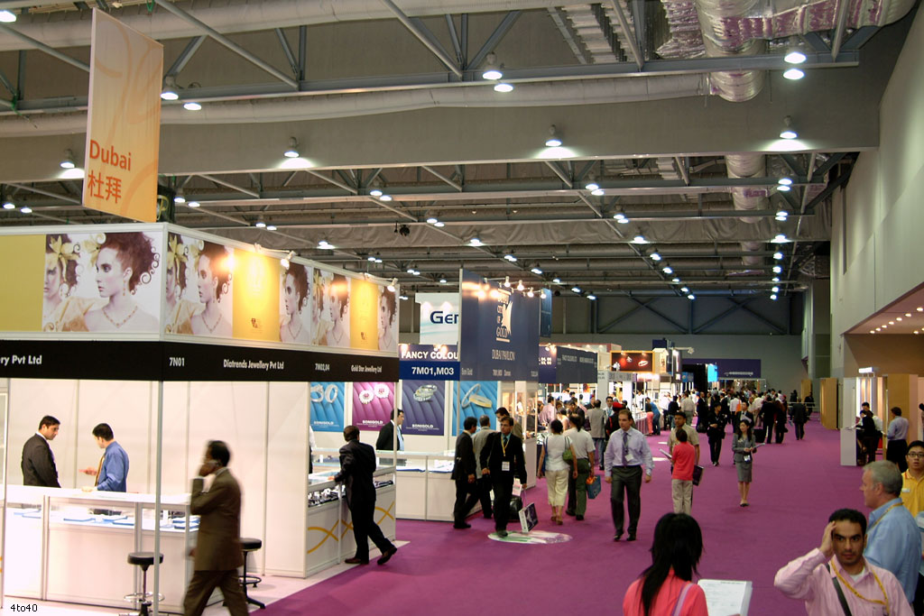 fashion jewelry trade fair