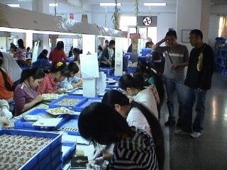 china jewelry factory