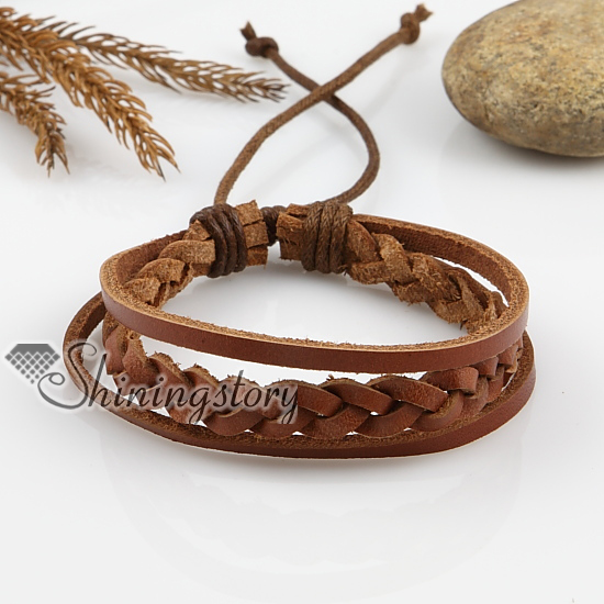 Leather Bracelets For Women Espar Denen