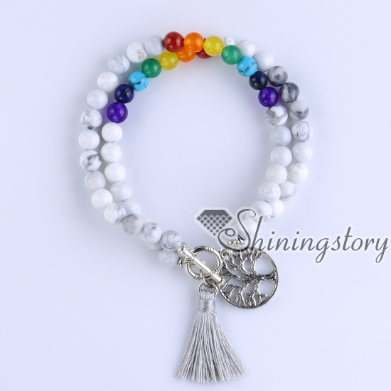 Chakra Bracelet Chakra Healing Jewelry Spiritual Jewelry