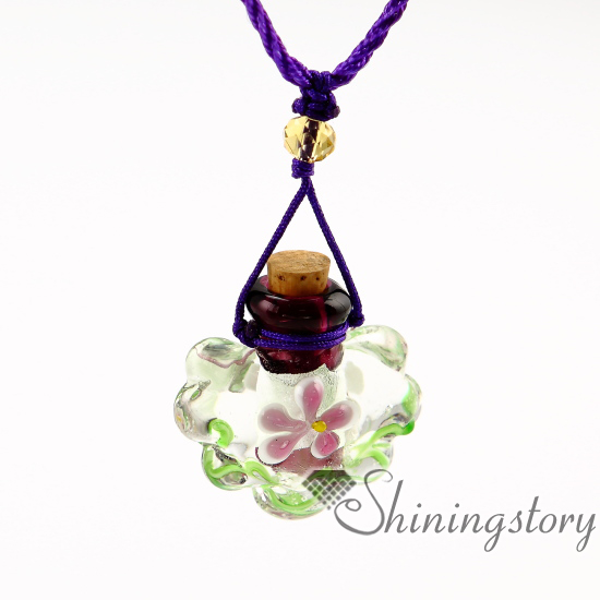 Essential oil diffuser necklace wholesale scent necklace for How to make scented jewelry