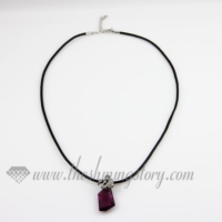 leather necklaces cord for pendants jewelry