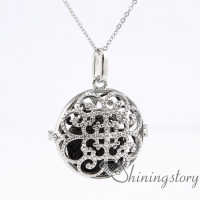 openwork essential oil jewelry aromatherapy jewelry wholesale aromatherapy jewelry essential oil pendants