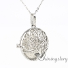 round openwork essential oil necklace essential oil jewelry wholesale perfume jewelry aromatherapy necklace wholesale metal volcanic stone